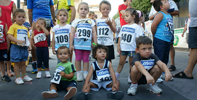 San Giacomo sotto le stelle: Runners Kids
